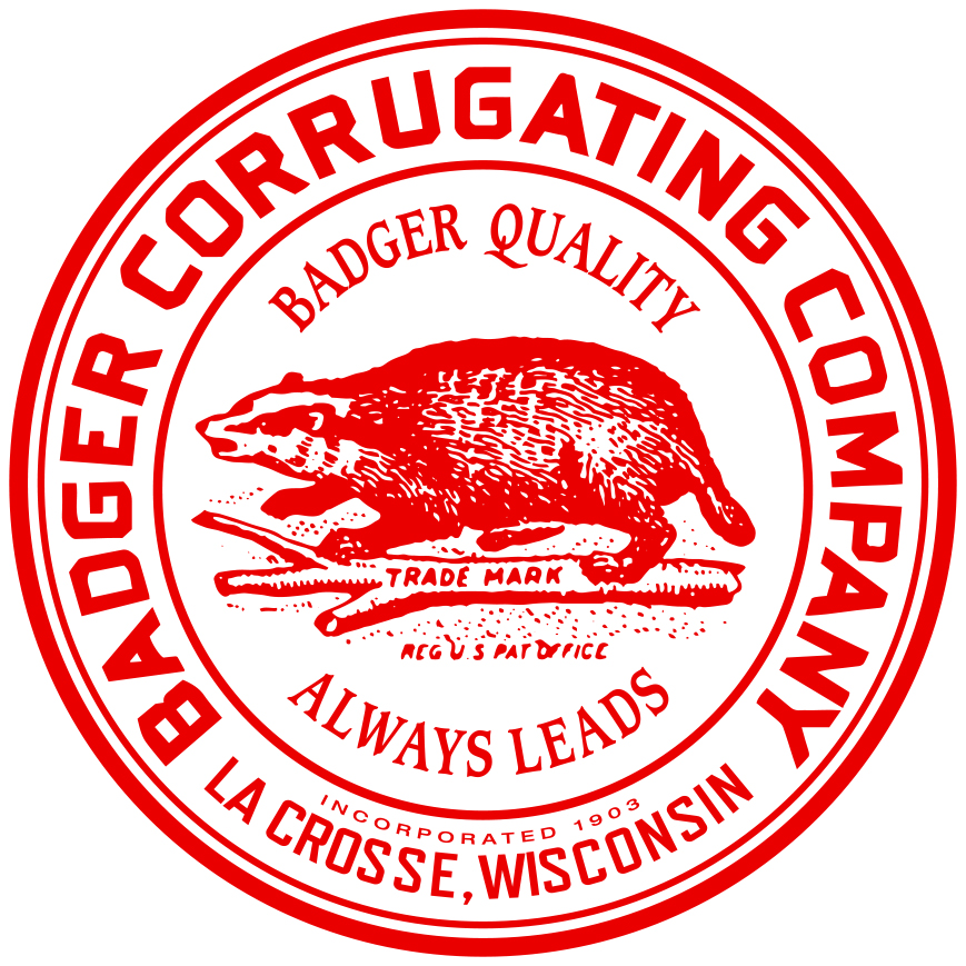 Badger Corrugating Sponsor